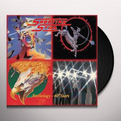 Shooting Star ANTHOLOGY - 40 YEARS Vinyl Record