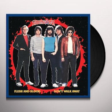 FLESH & BLOOD / DON'T WALK AWAY (ORANGE) Vinyl Record