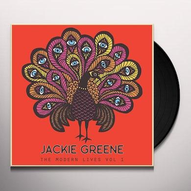Jackie Greene THE MODERN LIVES VOL. 1 Vinyl Record