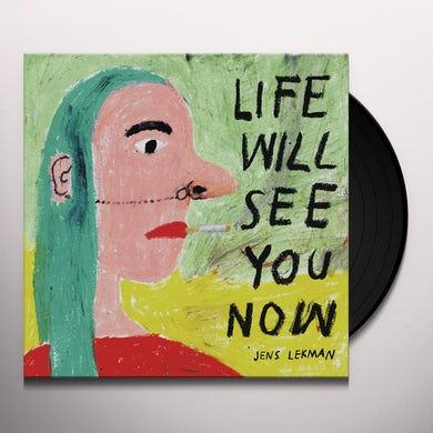 LIFE WILL SEE YOU NOW Vinyl Record