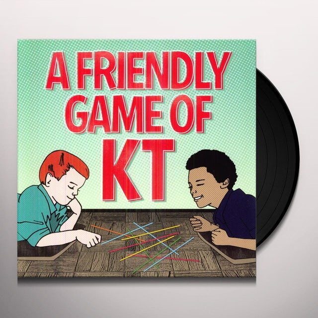 14Kt FRIENDLY GAME OF KT Vinyl Record - Limited Edition
