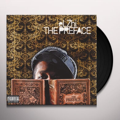 PREFACE Vinyl Record