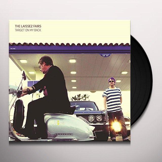 Laissez Fairs TARGET ON MY BACK Vinyl Record