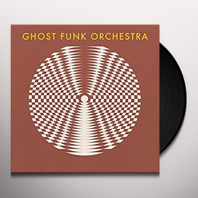 Ghost Funk Orchestra WALK LIKE A MOTHERFUCKER Vinyl Record