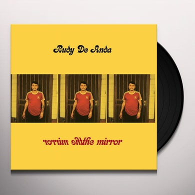 Rudy De Anda THE MIRROR Vinyl Record
