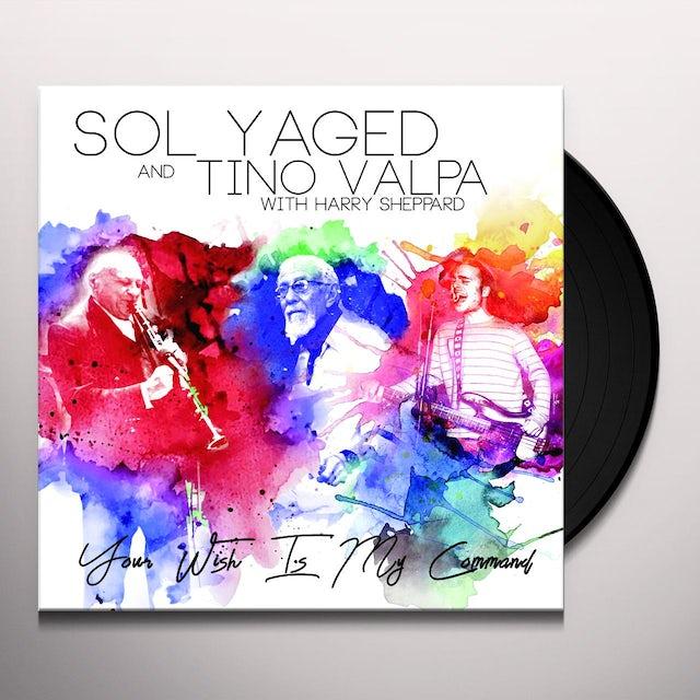 Sol Yaged & Tino Valpa