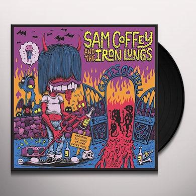 Sam Coffey & Iron Lungs GATES OF HELL Vinyl Record