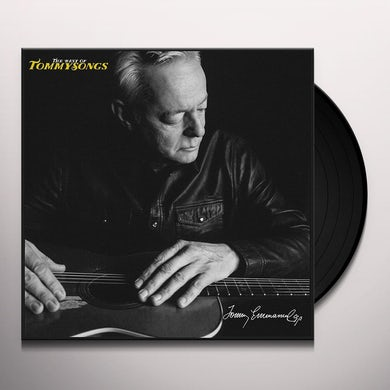Tommy Emmanuel BEST OF TOMMYSONGS Vinyl Record