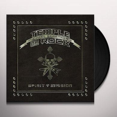 Michael / Temple Of Rock Schenker SPIRIT ON A MISSION Vinyl Record