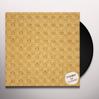 Fishboy AN ELEPHANT Vinyl Record