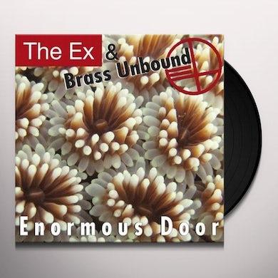 Ex & Brass Unbound ENORMOUS DOOR Vinyl Record