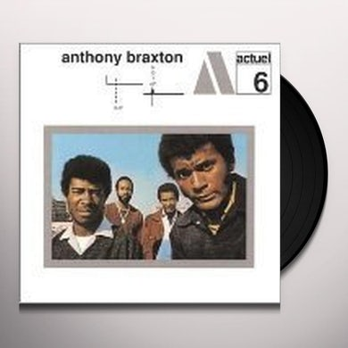 Anthony Braxton Vinyl Record