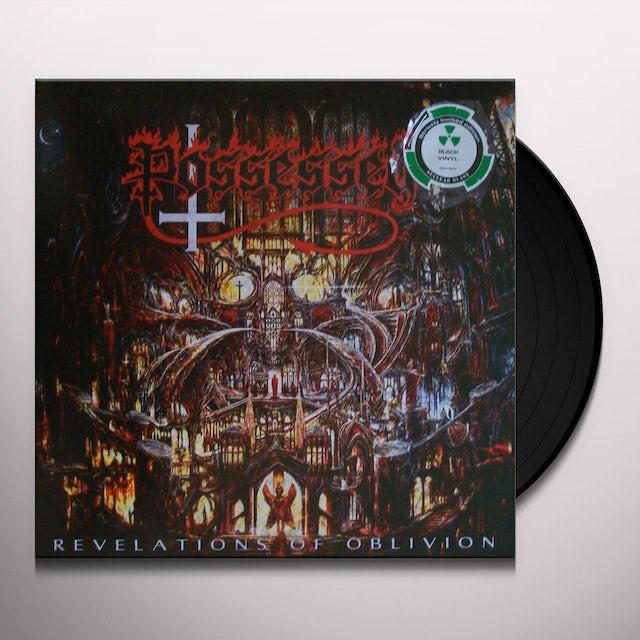 Possessed REVELATIONS OF OBLIVION Vinyl Record