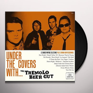 Tremolo Beer Gut UNDER THE COVERS Vinyl Record