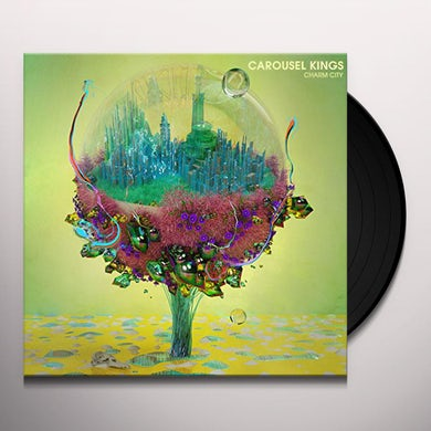 Carousel Kings CHARM CITY Vinyl Record