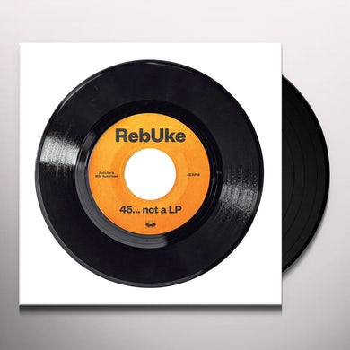 45...Not A Lp Vinyl Record