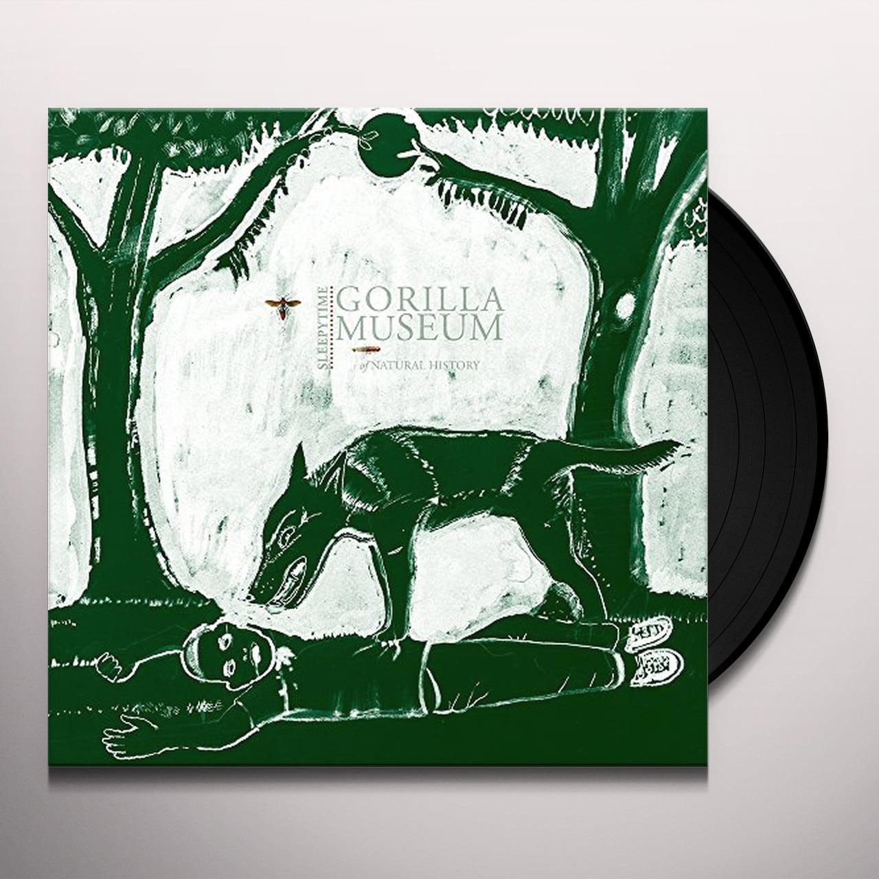 Sleepytime Gorilla Museum OF NATURAL HISTORY Vinyl Record