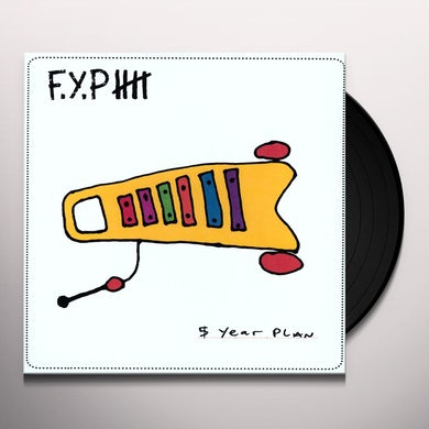 F.Y.P. 5 YEAR PLAN Vinyl Record