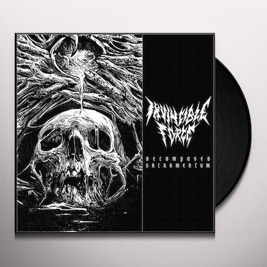 INVINCIBLE FORCE DECOMPOSED SACRAMENTUM Vinyl Record
