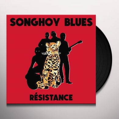 SONGHOY BLUES Resistance Vinyl Record