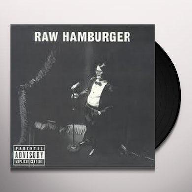 Neil Hamburger RAW HAMBURGER Vinyl Record