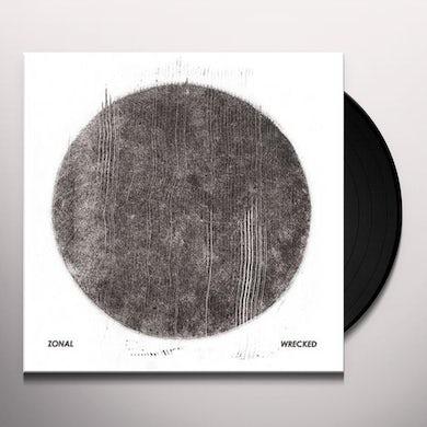 Wrecked Vinyl Record