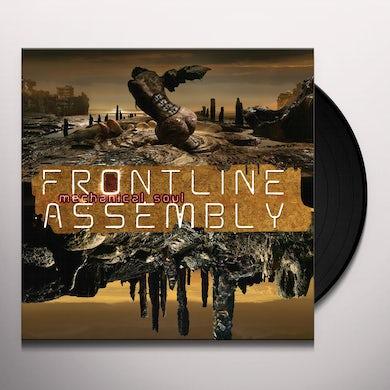 Front Line Assembly MECHANICAL SOUL Vinyl Record