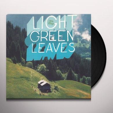Little Wings LIGHT GREEN LEAVES Vinyl Record
