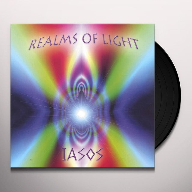 Iasos REALMS OF LIGHT Vinyl Record