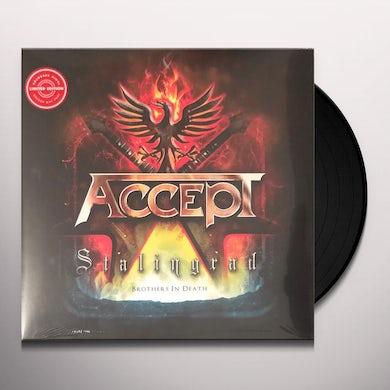 Accept STALINGRAD Vinyl Record