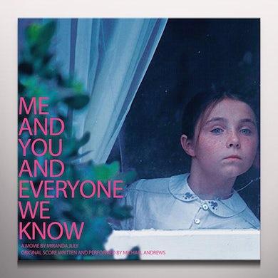 Michael Andrews ME & YOU & EVERYONE WE KNOW - Original Soundtrack Vinyl Record
