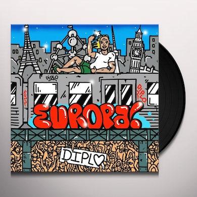 Diplo EUROPA Vinyl Record