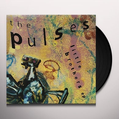 Pulses LITTLE BROTHER Vinyl Record