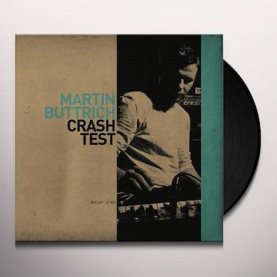 Martin Buttrich CRASH TEST Vinyl Record