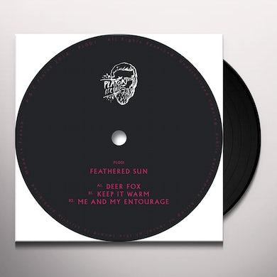 FEATHERED SUN DEER FOX Vinyl Record