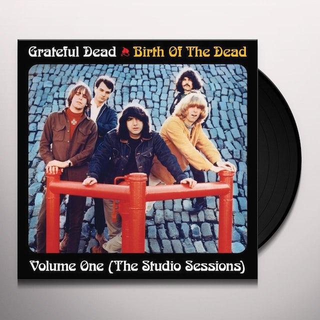 BIRTH OF THE GRATEFUL DEAD: VOLUME ONE-THE STUDIO Vinyl Record