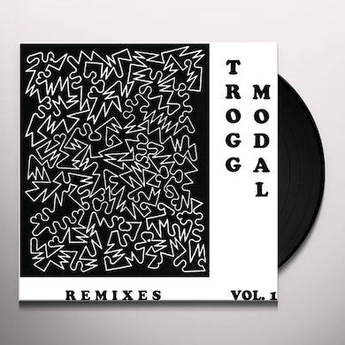 Eric Copeland TROGG MODAL VOL. 1 (THE REMIXES) Vinyl Record