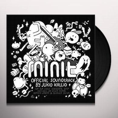 Jukio Kallio MINIT (ORIGINAL SOUNDTRACK) Vinyl Record