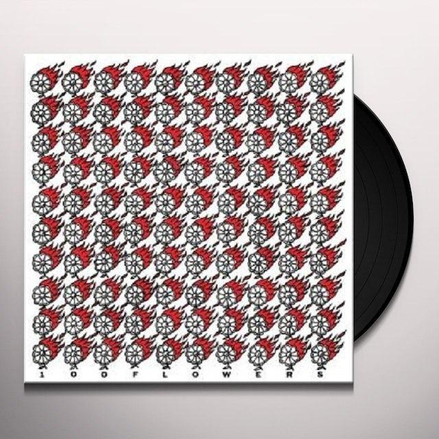 100 Flowers Vinyl Record