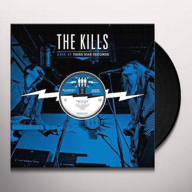 The Kills LIVE AT THIRD MAN RECORDS 10-10-2012 Vinyl Record
