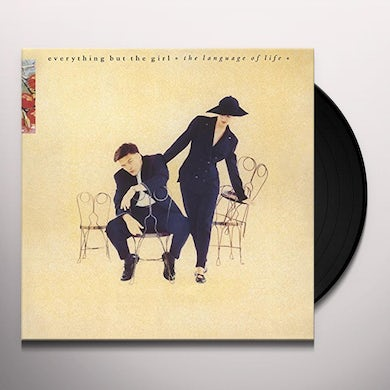 Everything But The Girl LANGUAGE OF LIFE Vinyl Record