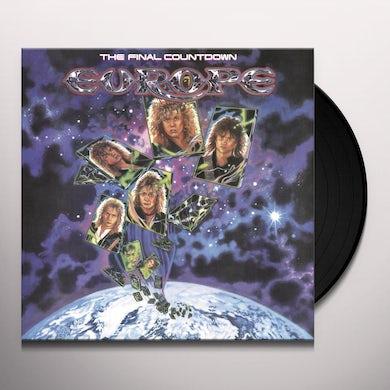 Europe FINAL COUNTDOWN Vinyl Record