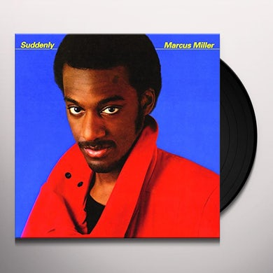 Marcus Miller SUDDENLY Vinyl Record