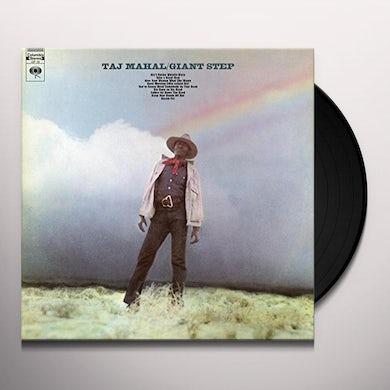Taj Mahal GIANT STEP / DE OLE FOLKS AT HOME Vinyl Record