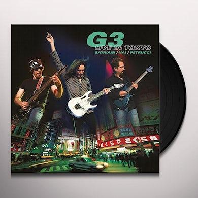 G3 LIVE IN TOKYO Vinyl Record
