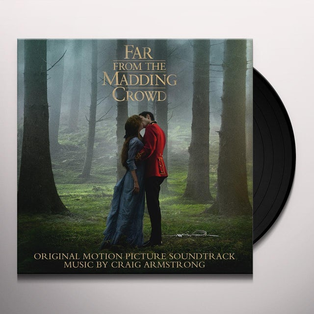 Craig Armstrong FAR FROM THE MADDING CROWD / O.S.T. Vinyl Record