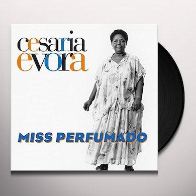 Cesaria Evora MISS PERFUMADO Vinyl Record