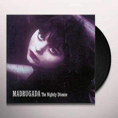 NIGHTLY DISEASE Vinyl Record
