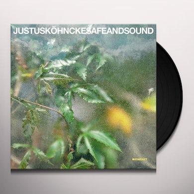 Justus Köhncke SAFE & SOUND 1 Vinyl Record