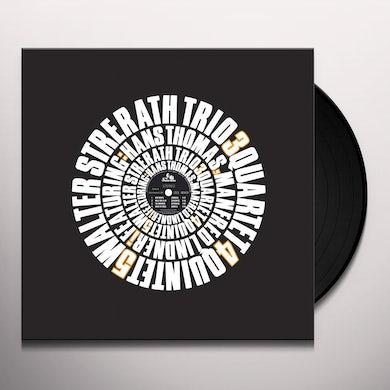 Walter Strerath TRIO QUARTET QUINTET Vinyl Record